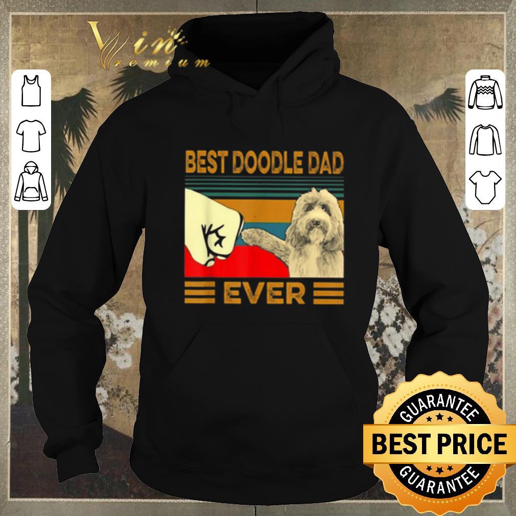 Top Best Doodle Dad Ever Vintage shirt sweater 4 - Top Best Doodle Dad Ever Vintage shirt sweater