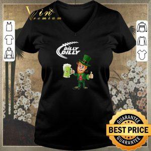 Top Leprechaun Dilly Dilly Kansas City Chiefs St. Patrick's day shirt sweater