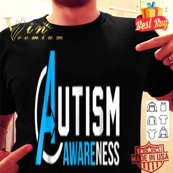 Autism Awareness - Autism Superhero shirt