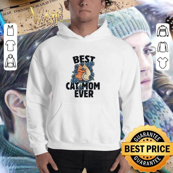 Cheap Best Cat Mom Ever Mother Day shirt