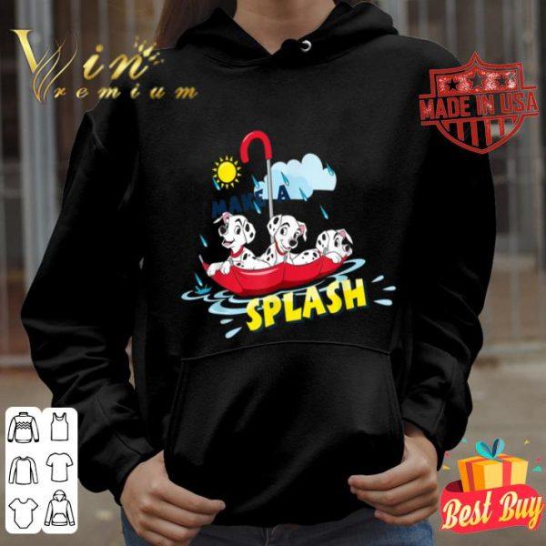 Disney 101 Dalmatians Make a Splash shirt