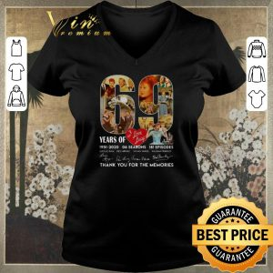 Funny 69 years of i love lucy 1951-2020 06 seasons 181 ep signatures shirt sweater
