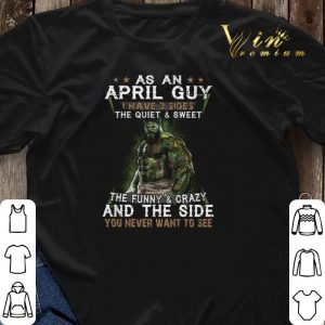 Hulk as an april guy the quiet & sweet the funny & crazy and the side shirt sweater 2