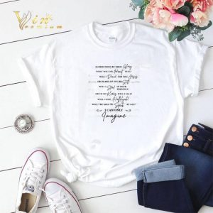 Jesus Surrounded Your Glory What Will My Heart Feel shirt sweater