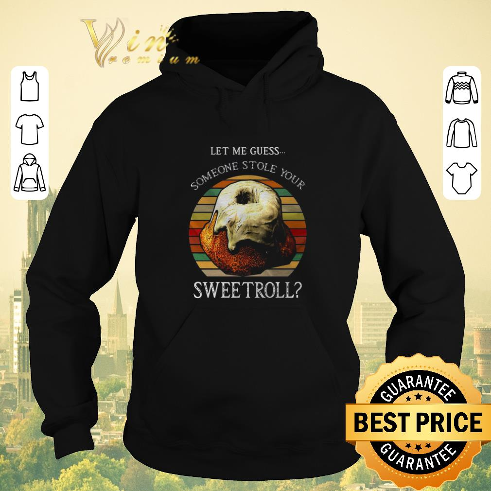 Nice Let me guess someone stole your sweetroll Skyrim Vintage shirt sweater 4 - Nice Let me guess someone stole your sweetroll Skyrim Vintage shirt sweater