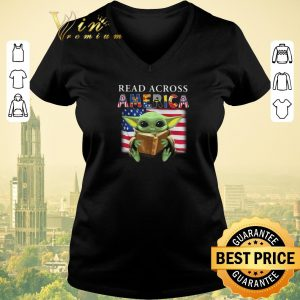 Nice Star Wars Baby Yoda Read Across America Superheros shirt sweater
