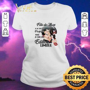 Official Betty Boop Fille de Mars Je Ne Suis Pas Parfaite Mais Je Suis shirt sweater 1