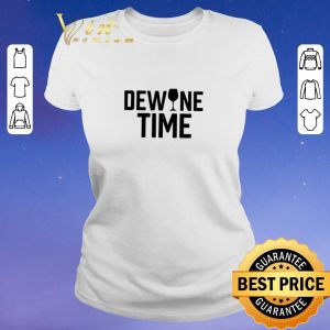 Original Dewine time Glasses of wine shirt sweater