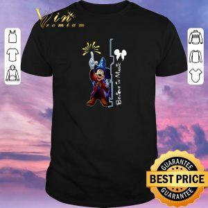 Original Disney Mickey mouse believer in magic shirt sweater