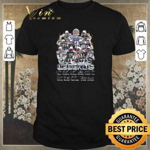 Premium New England Patriots legends signatures shirt sweater