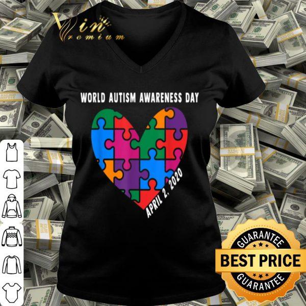 Puzzle Autism Awareness Day April 2 2020 shirt