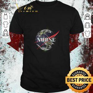 Funny Nurse 2020 Earth NASA shirt
