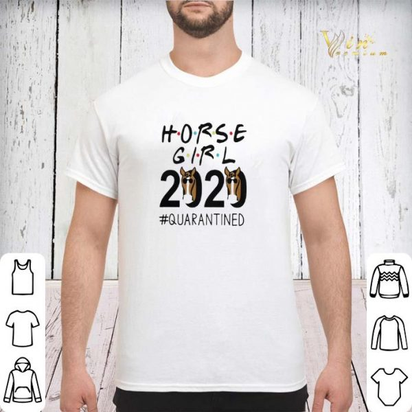 HORSE GIRL 2020 QUARANTINED shirt sweater