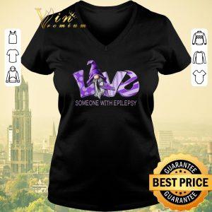 Nice Gnome Love Someone With Epilepsy Arthritis Awareness shirt sweater
