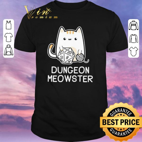 Top Cat Dungeon Meowster shirt sweater