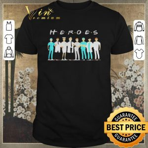 Top THANK FOR DOCTOR HEROES shirt sweater