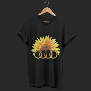 Audi Sunflower shirt