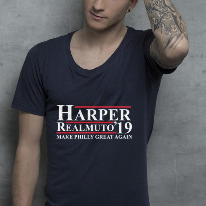 Harper Realmuto Make Philly Great shirt 4 - Harper Realmuto Make Philly Great shirt