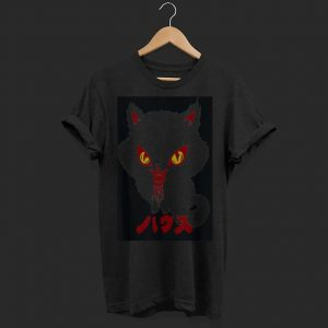 Hausu Cat shirt