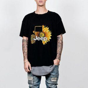 Jeep Sunflower shirt