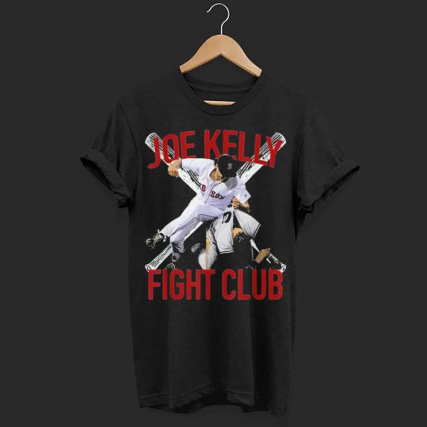 Joe Kelly fight club baseball shirt