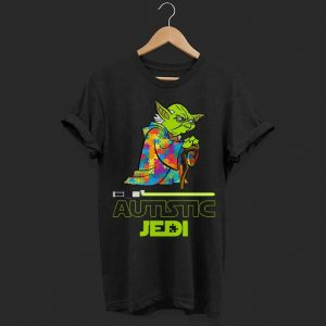 Seagulls autism autistic Jedi shirt
