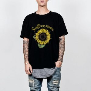 Sunflower mama shirt