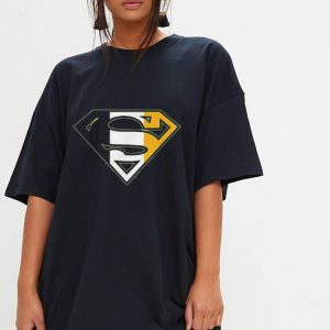 Superman Irish Shield shirt 2