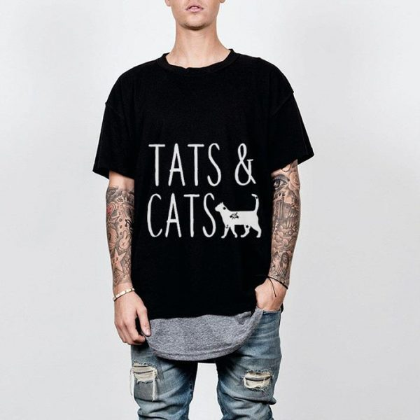 Tats & Cats shirt