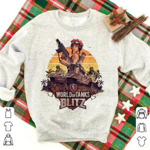 World of Tanks Blitz Smasher shirt