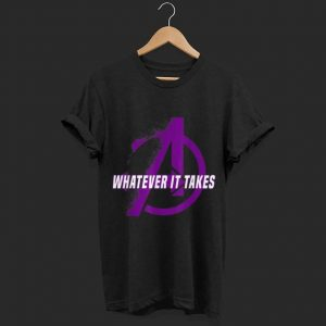 End Games What ever It Takes  shirt