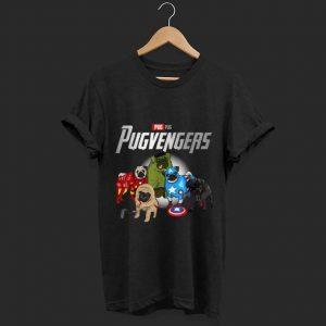 Marvel avenger Pugvengers shirt