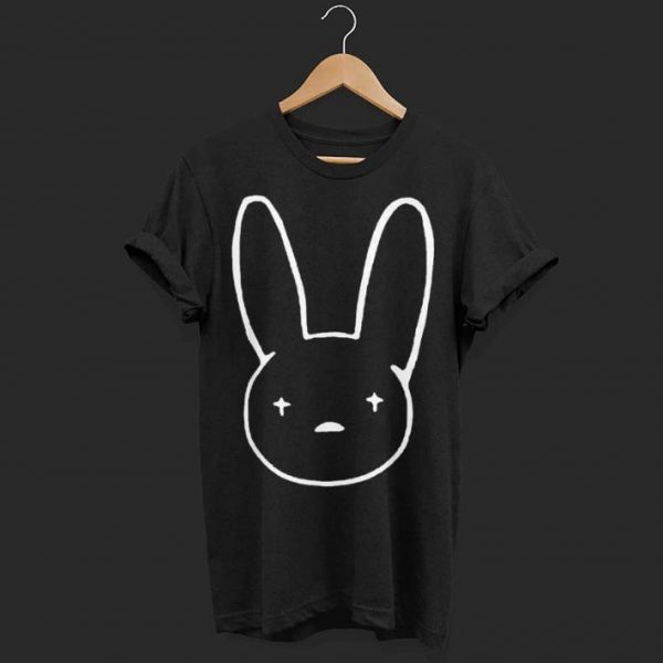 Not good bunny shirt