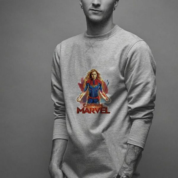 Power of Captain Marvel shirt