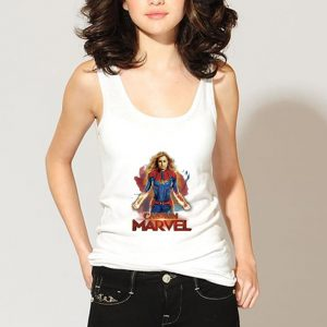 Power of Captain Marvel shirt 2