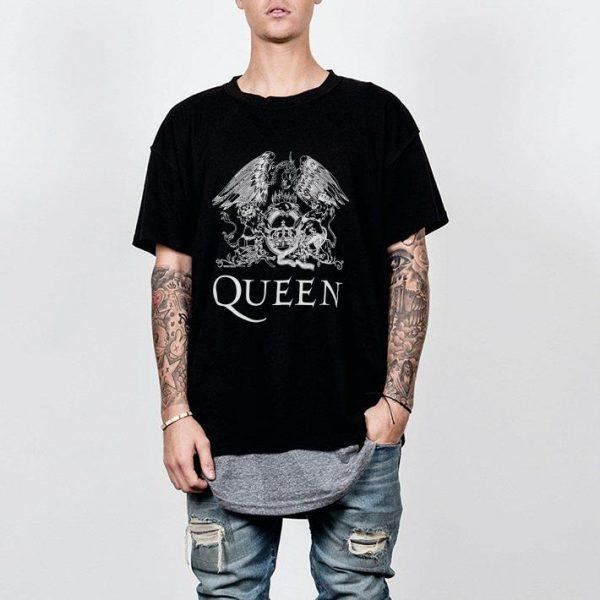 Queen King Band British Rock shirt