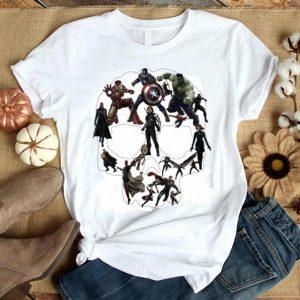 Skull Avengers Infinity War shirt