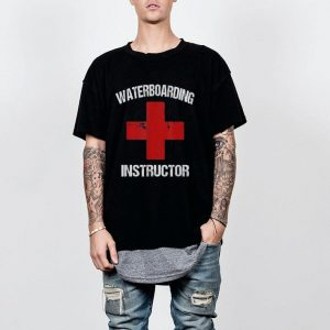 Waterboarding Instructor shirt