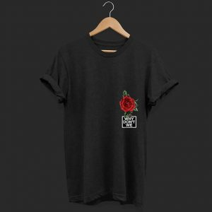 Why Don't Rose Music Band We Friendship Relationship shirt