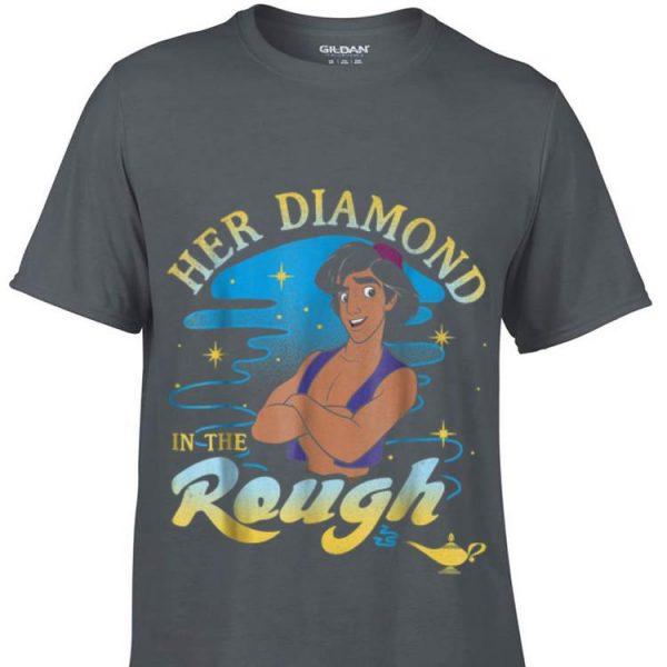 Disney Aladdin Her Diamond In The Rough Portrait shirt