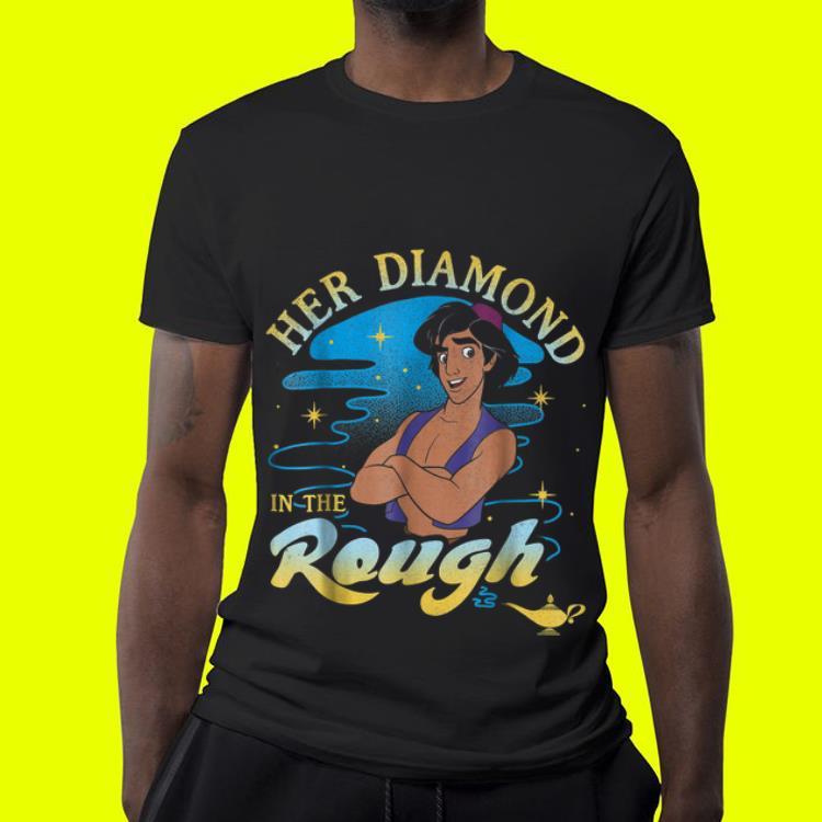 Disney Aladdin Her Diamond In The Rough Portrait shirt 4 - Disney Aladdin Her Diamond In The Rough Portrait shirt