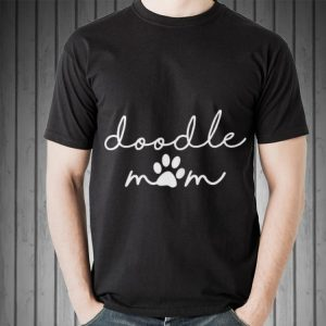 Doodle Mom Mothers Day shirt 1