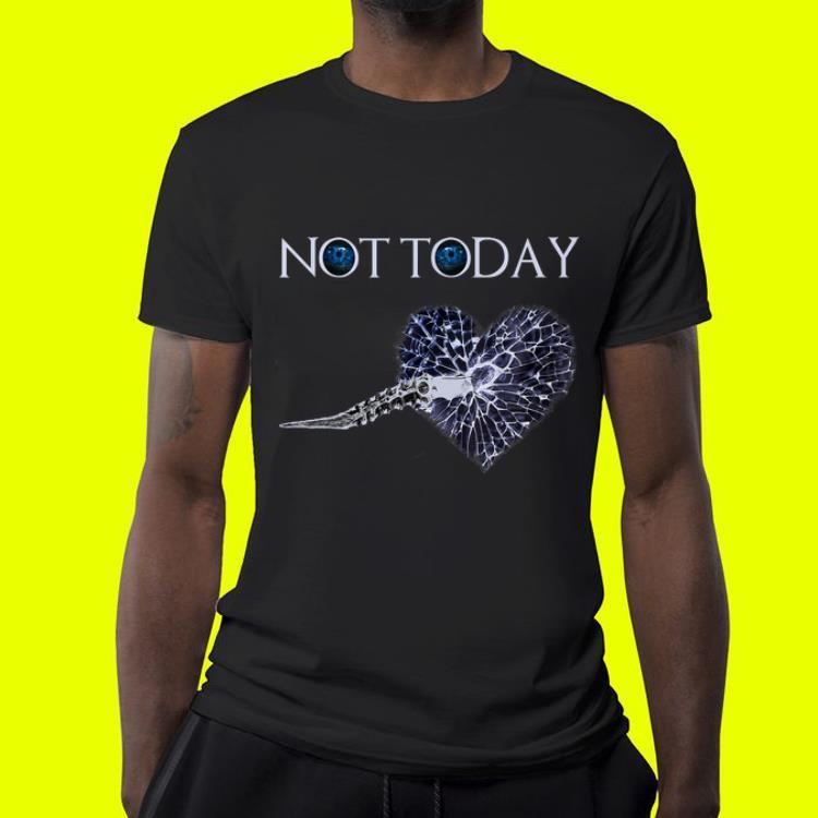 Not Today Catspaw blade Broken heart shirt 4 - Not Today Catspaw blade Broken heart shirt