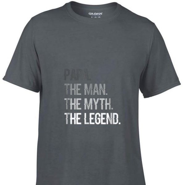 The Man The Myth The Legend Dad day shirt