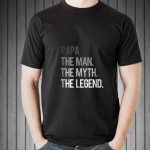 The Man The Myth The Legend Dad day shirt 1
