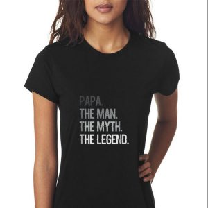 The Man The Myth The Legend Dad day shirt 2