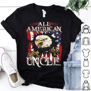All American Uncle 4th Of July Father Day shirt