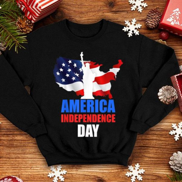 America Independence Day shirt