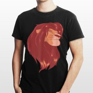 Disney Lion King Simba King Of Pride Rock shirt