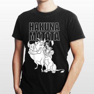 Disney Lion King Simba Timon Pumbaa Hakuna Matata shirt
